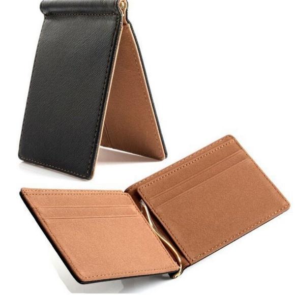 Other - Fashion Money Clip Minimalist Slim Wallet